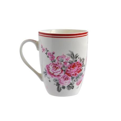Porcelánový hrnek TORO 340ml růže