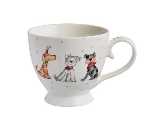 Keramický hrnek TORO 420ml Kočka a Pes