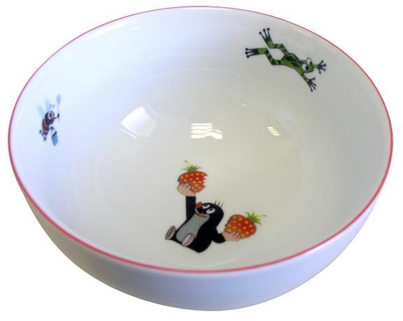 Porcelánová miska THUN krtek 580ml