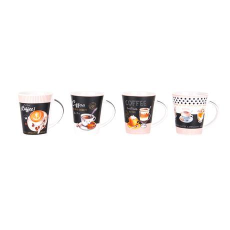 Keramický hrnek TORO 350ml Coffee MIX barev