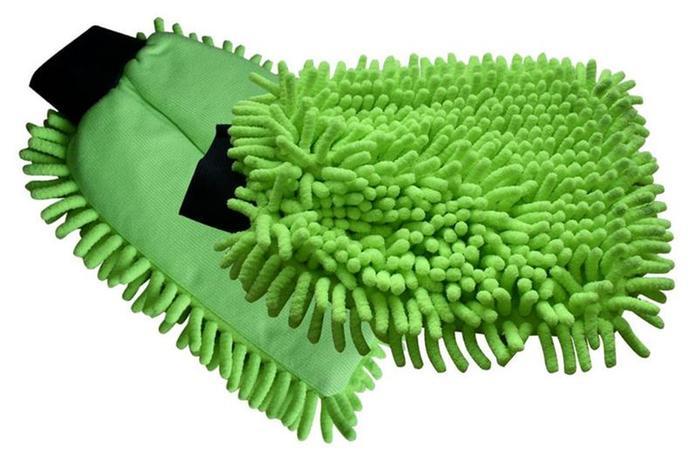 TORO 600406 rukavice čistící z mikrovlákna 30 x 16 x 3 cm