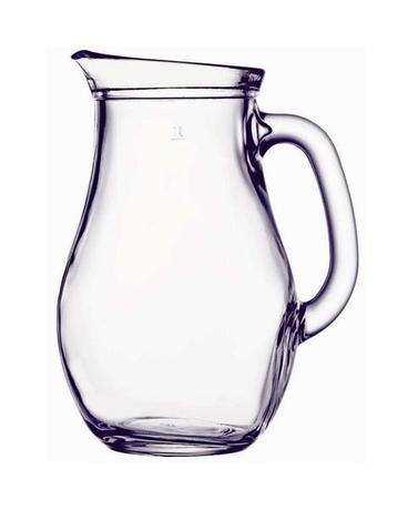 Džbán Bistro 1 l , sklo