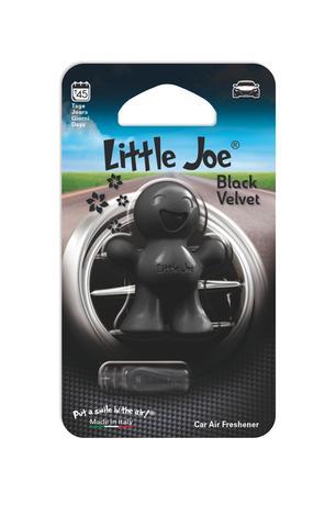 Osvěžovač vzduchu do auta  LITTLE JOE black v...