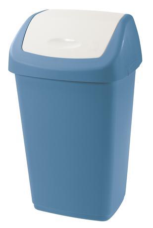Plastový odpadkový koš TONTARELLI Aurora 25l ...
