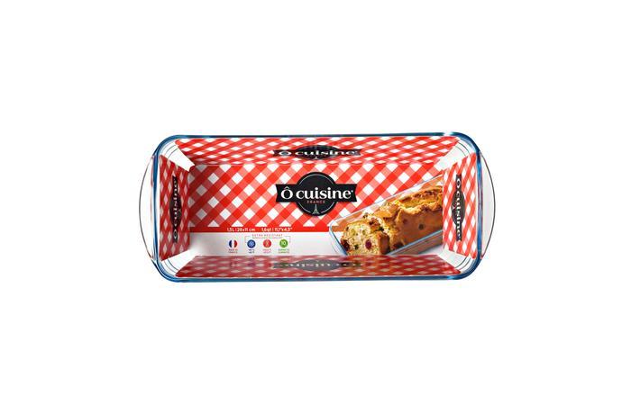 Skleněná zapékací forma na chléb OCUISINE 28x...