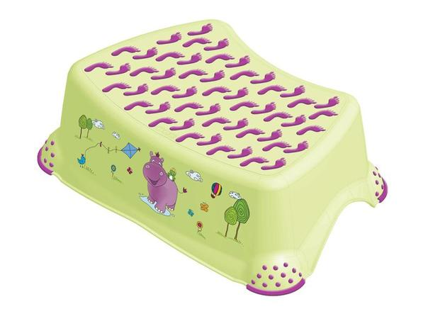 Koupelnové stupátko KEEEPER Hippo protiskluzo...