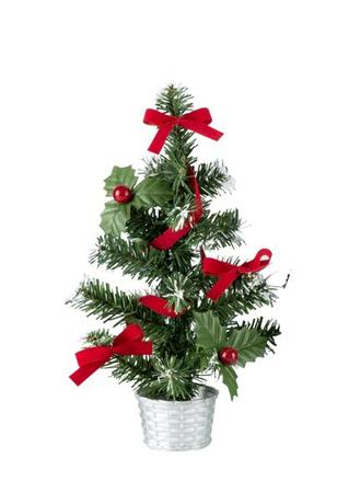 Stromeček vánoční, 20 cm, assort