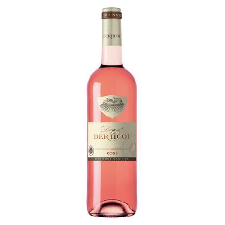 Sans Cepages BERTICOT 0,75l růžové víno