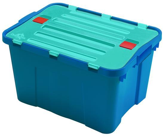 heidrun Box úložný DRAGON 34 l oranžový