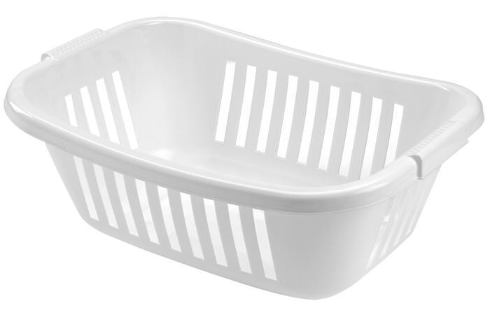 Plastový koš na čisté prádlo HEIDRUN 20l.