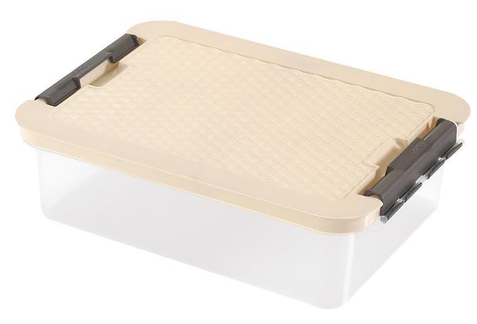 heidrun BOX ÚLOŽNÝ S VÍKEM 9L,R-BOX,PLAST,40X29X11CM