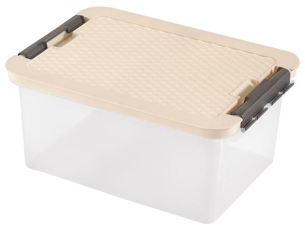 heidrun BOX ÚLOŽNÝ S VÍKEM 14,R-BOX,PLAST,40X29X18CM