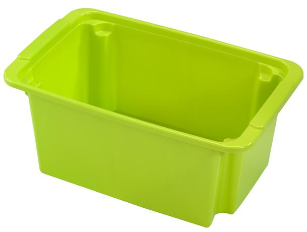 BOX ÚLOŽNÝ 5L, PLAST, MIX BAREV