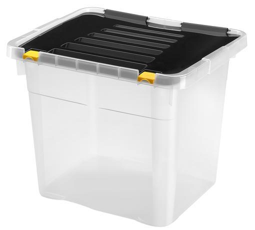 HEIDRUN ONE Úložný box s víkem 36 l plast