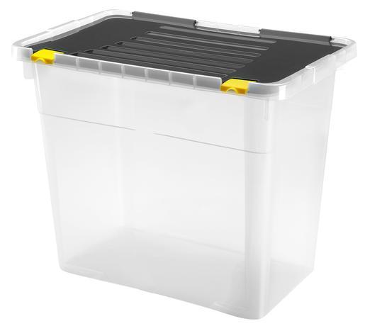 Plastový úložný box s víkem HEIDRUN One 72l