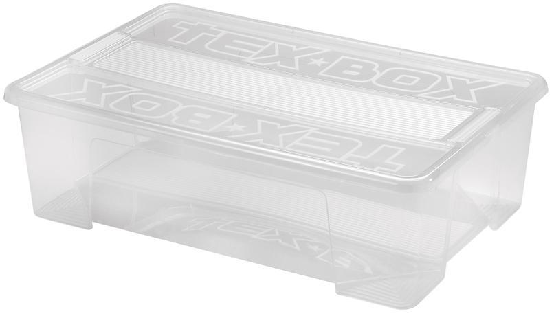HEIDRUN Box úložný TEX BOX 28l