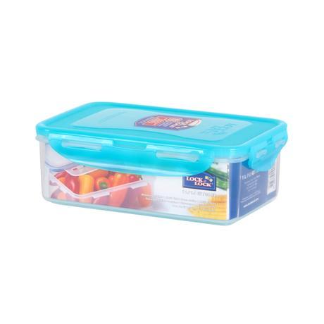 Dóza na potraviny 1 l, modrá