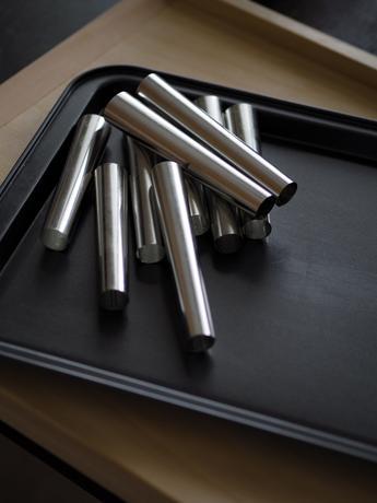 Trubička na kremrole (135 mm), 5 ks