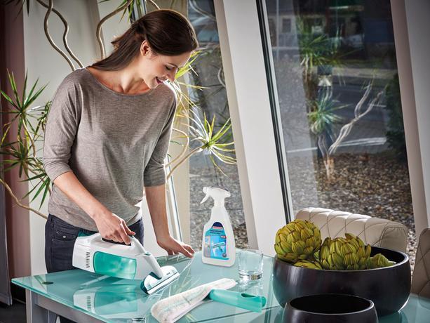 Čistič oken LEIFHEIT Window Cleaner s násadou...