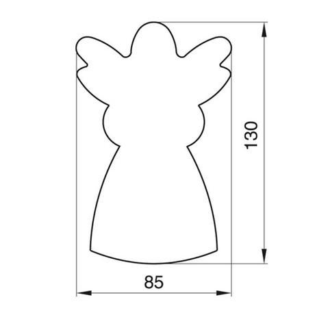 Vykrajovátko na cukroví 13cm anděl