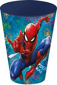 Plastový kelímek 430ml Spiderman