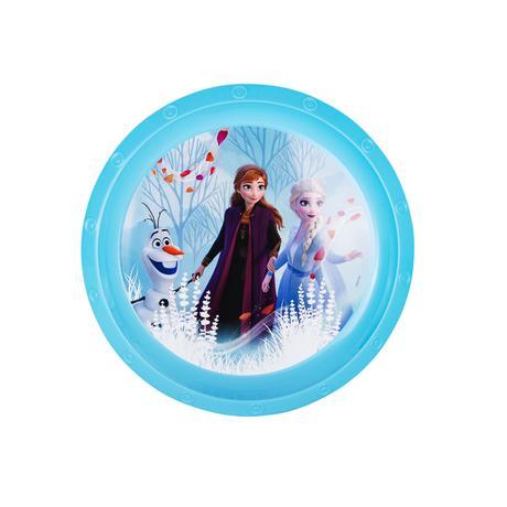 Plastový talíř Ledové království II 22cm