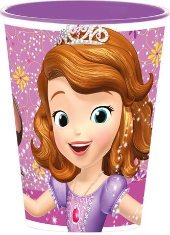 Disney KELÍMEK PLASTOVÝ PRINCEZNA SOFIE, 260ML