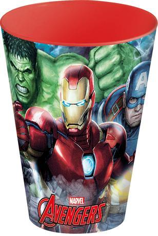 Plastový kelímek Avengers 430ml