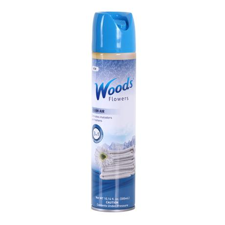 Osvěžovač Woods 300 ml, clean air