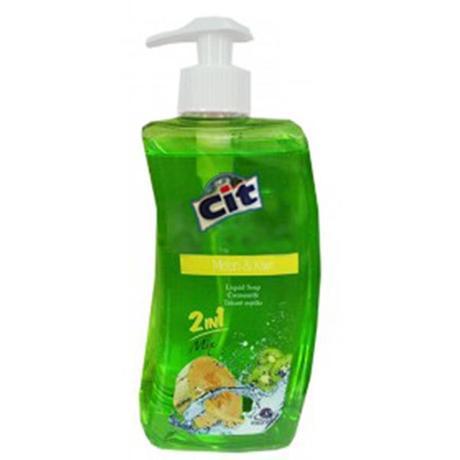 Mýdlo tekuté CIT, 500 ml, Meloun a Kiwi