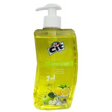 Mýdlo tekuté CIT, 500 ml, Citrón a Jablko
