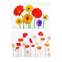 """Prostírání """"květiny"""" 28 x 43 cm"""