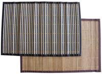 Bambusové prostírání s obrubou set 4 ks, 30 x 45 cm