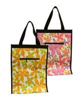 Nákupní taška - květina 15 x 32 x 42,2 cm