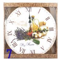 Nástěnné hodiny s motivy