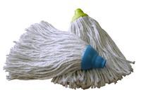 Nahradní bavlněná hlavice k mopu, 30 x 10 cm