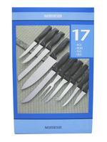 Sada nožů, 17 ks