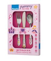 """Dětský příbor""""princezna"""", set 3 ks"""