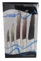 Sada nožů, 5 ks, dárková kazeta