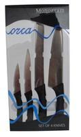 Sada nožů, 4 ks, dárková kazeta