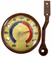 Venkovní teploměr, od - 50 °C do + 50 °C, 7,1 x 2 cm