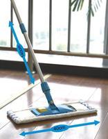 Mop na podlahu, 40 x 16,5 cm