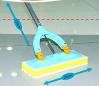 Mop BUTTERFLY s teleskopickou tyčí, 140 cm