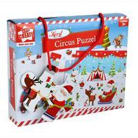 Puzzle vánoce - 48 dílků