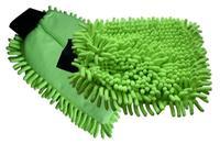 rukavice čistící z mikrovlákna 30 x 16 x 3 cm