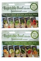 Osivo, zelenina -  6 druhů, assort
