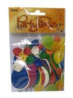 Balónky pastel 25 ks