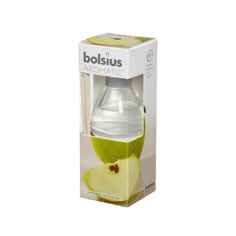 Bolsius   Osvěžovač vzduchu - Bolsius, jablko, objem 45 ml