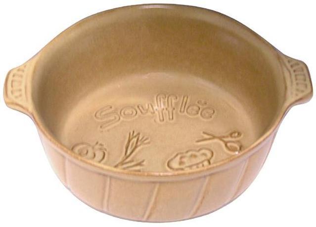 IL PINO | Miska zapékací SOUFFLE, kruh, objem 1, 5 l, 20, 7 x 9, 8 cm