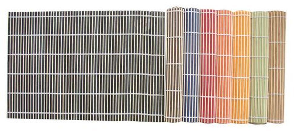 TORO | Bambusové prostírání bez obruby set 4 ks, 30 x 45 cm